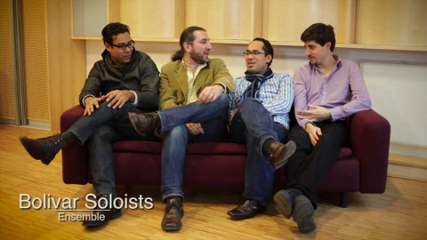 Interview with Bolivar Soloists